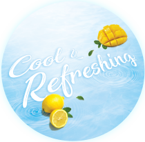 Cool & Refreshing Summer Limited 夏季限定